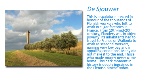 How Flanders came to be the Name of the Region Today: De Sjouwer