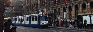 UX lessons from Amsterdam trams