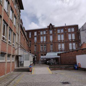 Harold Tor - Oud Leuven: Miniemeninstituut