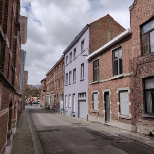 Harold Tor - Oud Leuven: Augustijnenklooster