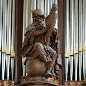 Harold Tor - Oud Leuven - Sint-Geertruiskerk