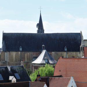 Harold Tor - Oud Leuven - Sint-Jakobskerk