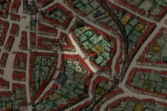 Harold Tor - Oud Leuven: College De Valk Pedagogie De Valk
